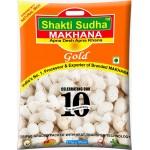 MAKHANA ( FOX NUT )  GOLD 1KG PREMIUM QUALITY  100 GM KHEER MIX FREE