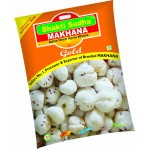 GORGON NUT ( MAKHANA )  GOLD  500 GM   PREMIUM QUALITY